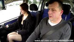 Они в машине с проститутками