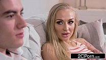 Мальчик занимается сексом с дамочкой
